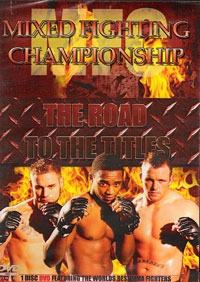 MFC 2: Road to the Titles DVD