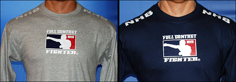 NHB Shoulder Long-Sleeve Shirt