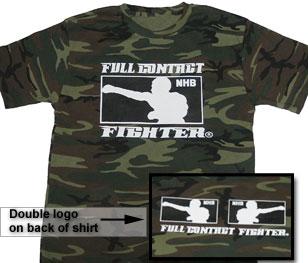 FCF NHB Urban Camo T-shirt