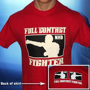 FCF NHB t-shirt