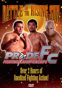 Pride 11 DVD