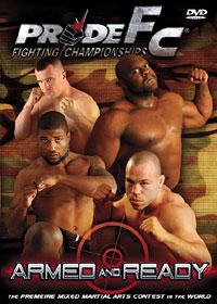 PRIDE 20 DVD