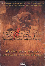 Pride Grand Prix 2000 DVD