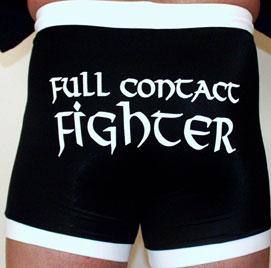 FCF Pro Short back