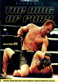 Ring of Fury double-sided DVD