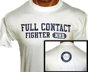 FCF Scratch Lettering Shirt