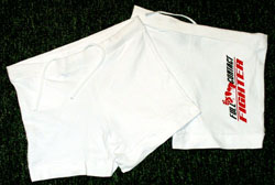 FCF Elite White Shorts