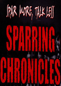 Sparring Chronicles DVD