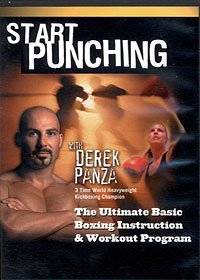 Derek Panza Start Punching DVD