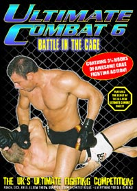 Ultimate Combat 6 DVD