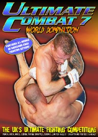Ultimate Combat 7 DVD