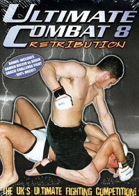 Ultimate Combat 8 DVD
