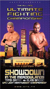 UFC 32 video tape
