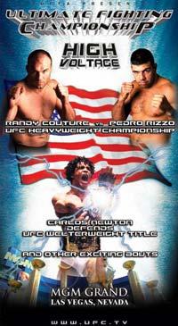UFC 34 video