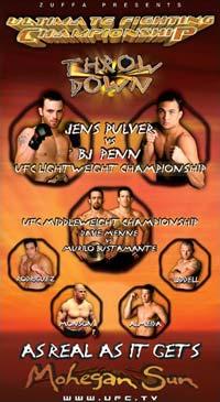 UFC 35 video