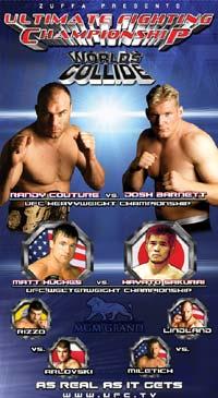 UFC 36 video