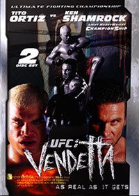UFC 39: The Warriors Return DVD