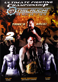 UFC 41: Onslaught DVD
