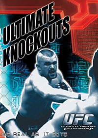 UFC Ultimate KnockOuts DVD