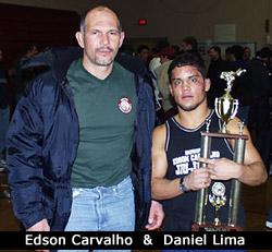 Edson Carvalho and Daniel Lima