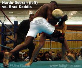 Nardu Debrah vs. Brad Daddis