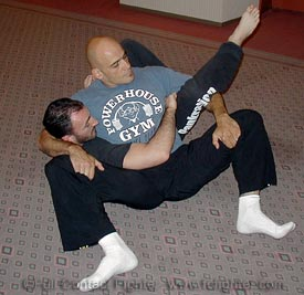 FCF Fight Techniques