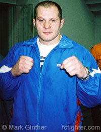 Fedor Emelianenko - Photo by Mark Ginther