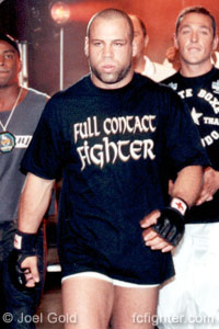 Wanderlei Silva - Photo by Joel Gold