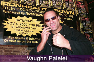 Vaughn Palelei