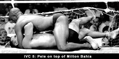 Pele vs. Bahia