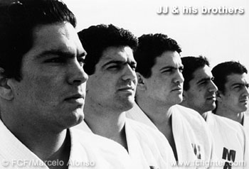 Jean Jaques and his brothers