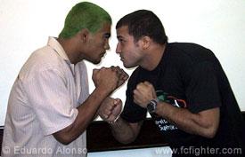 Cristiano vs. Jadson