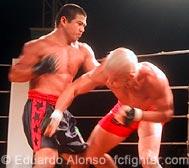 Claudionor Fontinelli vs. Aranha