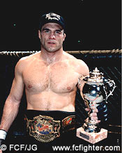 Randy Couture, 1998 FCF Fighter Of The Year