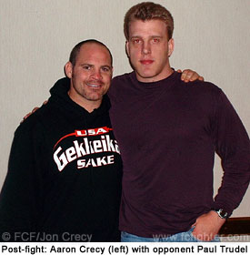 Aaron Crecy and Paul Trudel