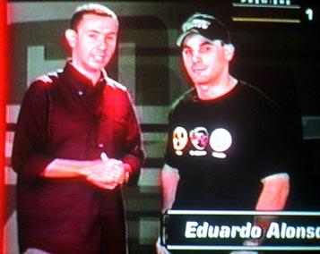 Eduardo on Premiere Combate
