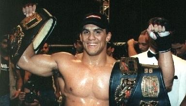 Former UFC champion Frank Shamrock