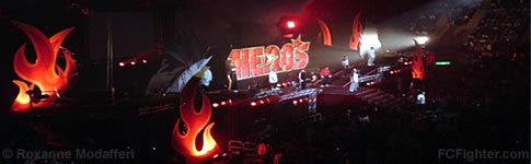 HERO'S Stage