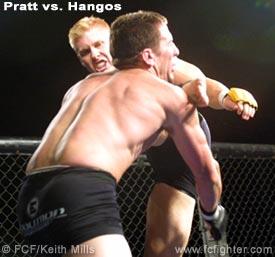 Jason Pratt vs. Cory Hangos