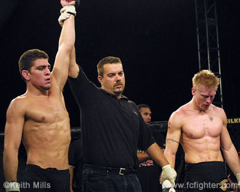 Nick Diaz defeats Jeremy Jackson