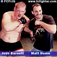 Josh Barnett/Matt Hume