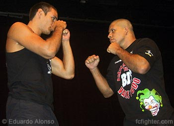Vitor Miranda vs. Carlinos