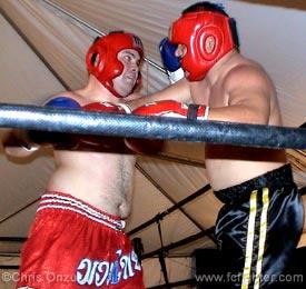 Shilo Ho vs. Doug Armaral