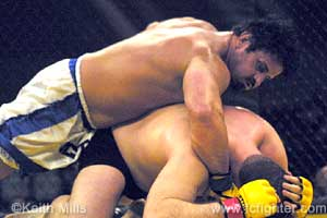 Bobby Hoffman beating on Jason Godsey