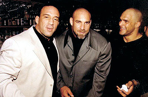 Mark Coleman, Bill Goldberg, Mark Kerr