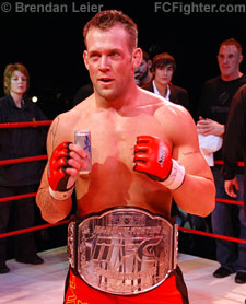 Maximum Fighting Championship 11: Victor Valimaki - Photo by Brendan Leier