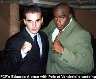 Eduardo and Pele