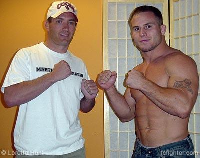 Eric Heinz vs. Sean Sherk