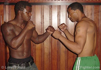 Main event: Melvin Guillard  vs. LaVerne Clark
