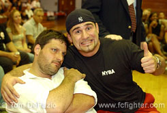 Douglas Crosby and Phil Baroni